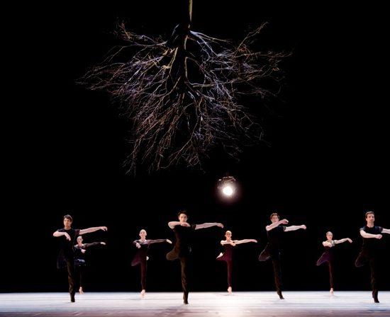 27 и 28 ноября 2013 года прошли вечера одноактных балетов в исполнении труппы Норвежского Национального балета в Михайловском театре