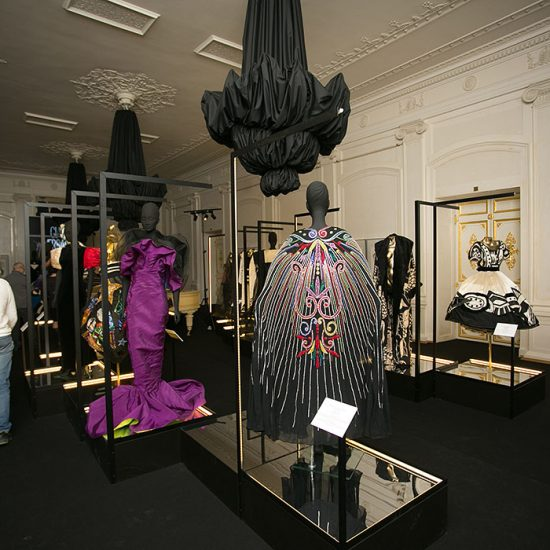 "Exhibition ""Style on Stage. Art of Elegance"" is held at Sheremetevsky palace from November 21"