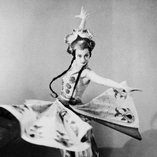 "Photo exhibition ""Never Fading Stars of the Original Russian Ballet of Col. W. de Basil"""