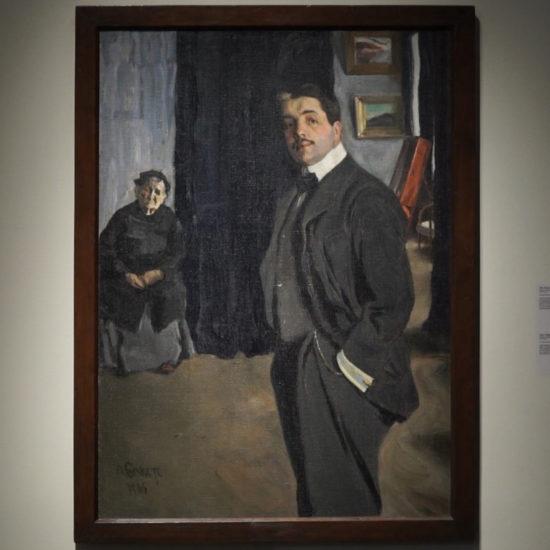 "Documentary Film by Svetlana Astretsova ""The Merchant of All Times. Virtual Museum of Sergei Diaghilev"""