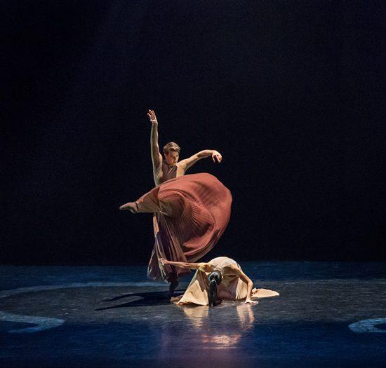 Балеты Марты Грэм в рамках «ДЯГИЛЕВ. P.S.» 2015