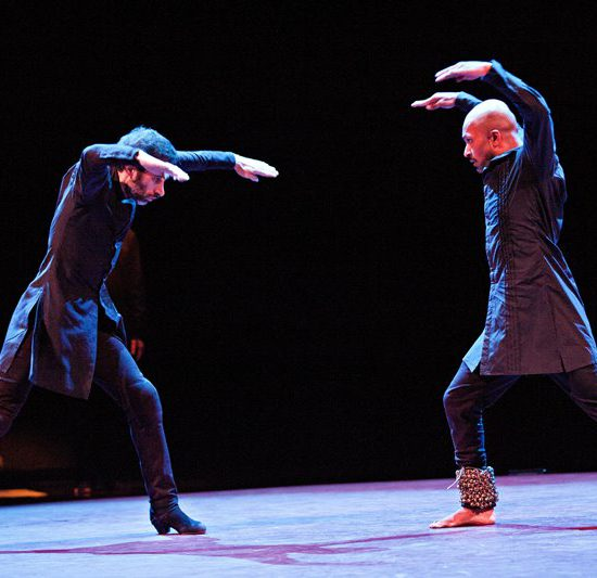 """TOROBAKA"" Opened the Programme of DIAGHILEV. P.S. 2015"