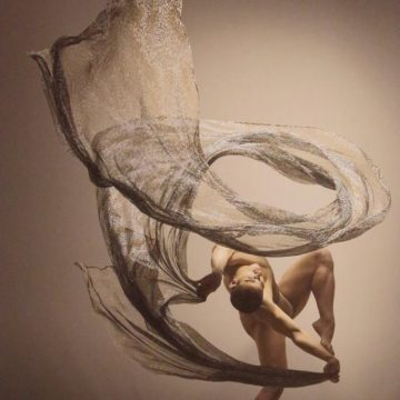 "Exhibition ""Moving Still"" by Lois Greenfield (USA)"