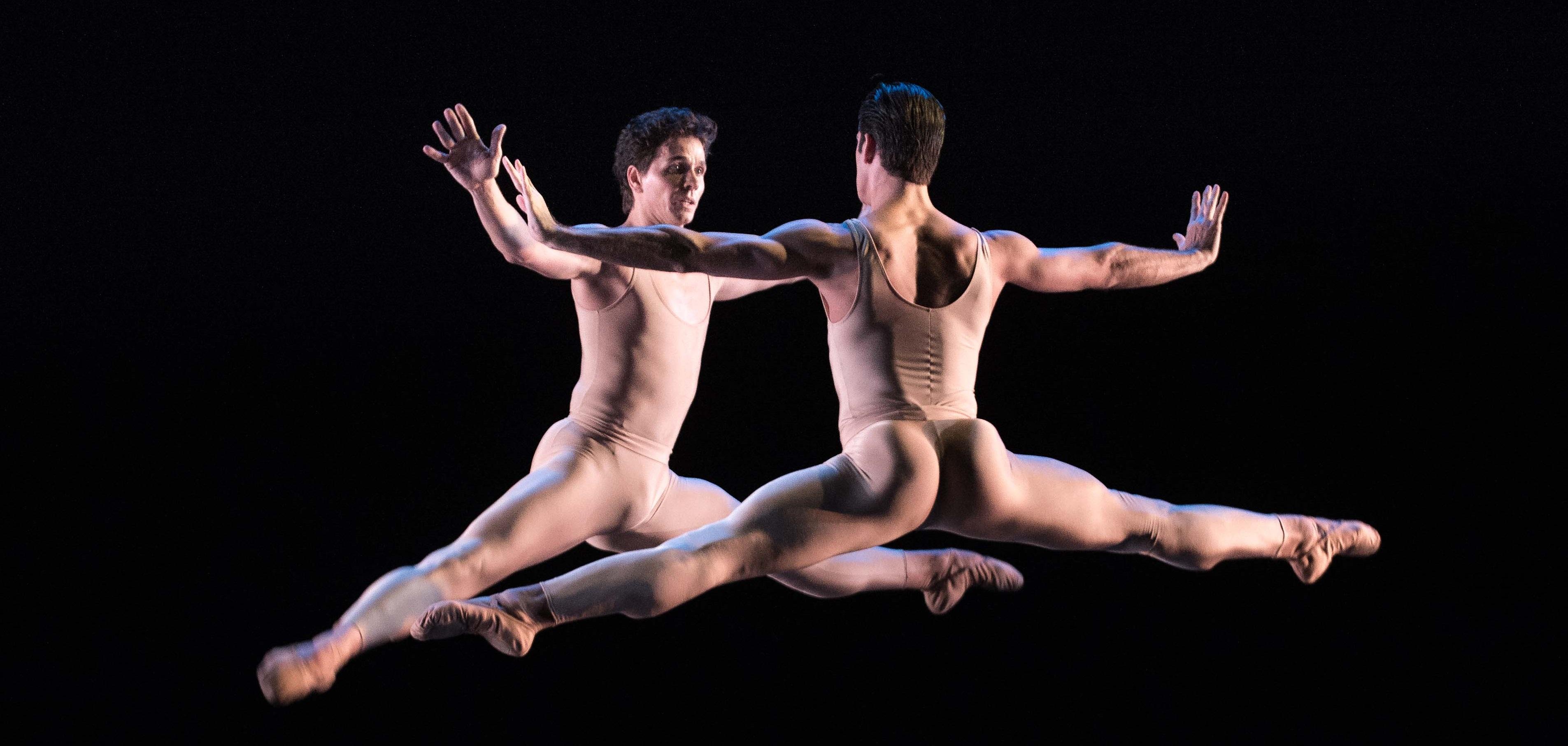 """Exhibition """"Impresario. The Trajectory of Dance""""."""
