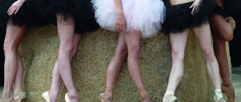 Наталья Осипова, Ольга Малиновская, Екатерина Крысанова, Екатерина Шипулина, Мария Кочеткова. Фото Джина Ардани