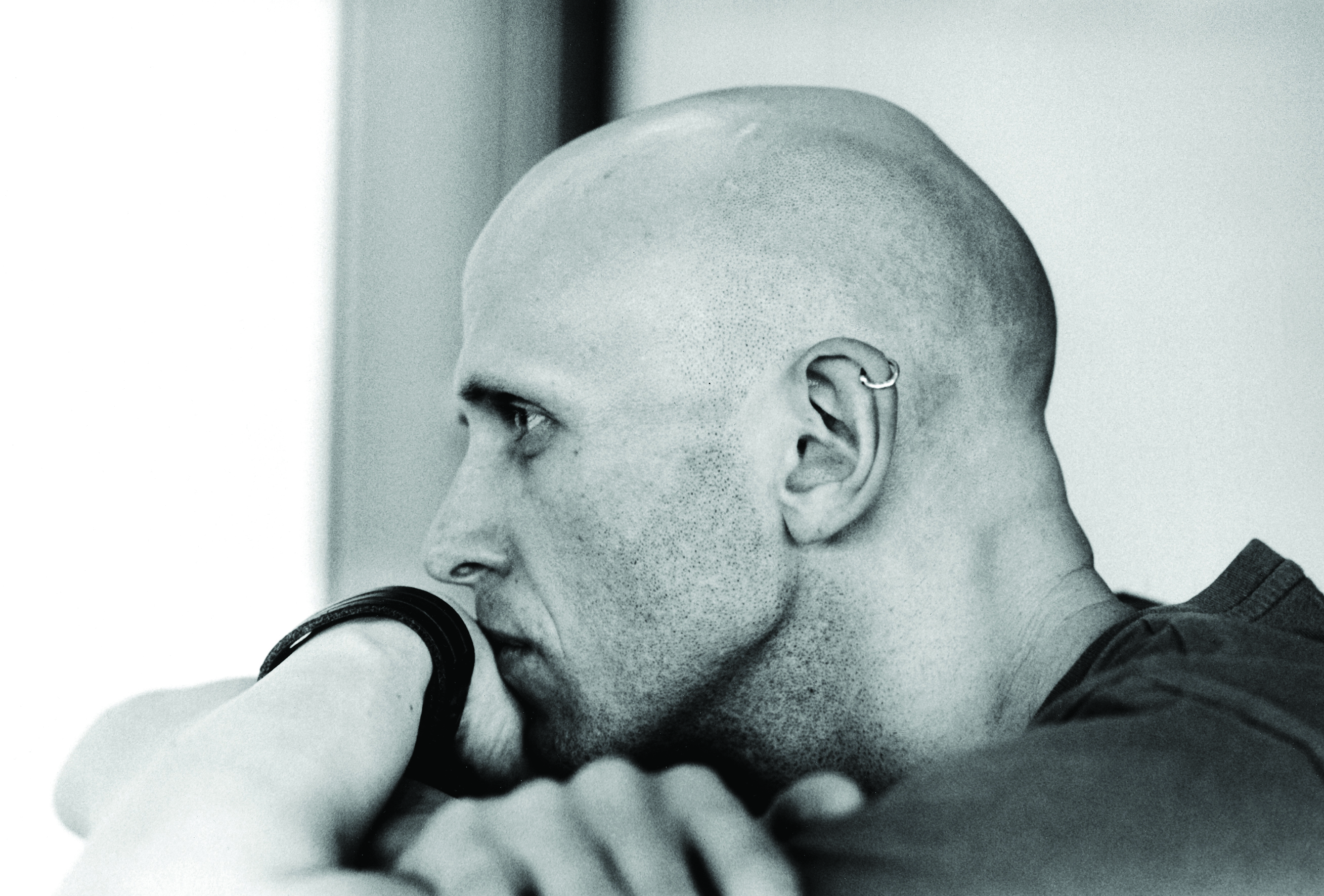 Wayne McGregor. Photo by Nick Mead
