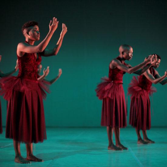 "«Жизель» труппы Дады Масило ""The Dance Factory"" (ЮАР)"