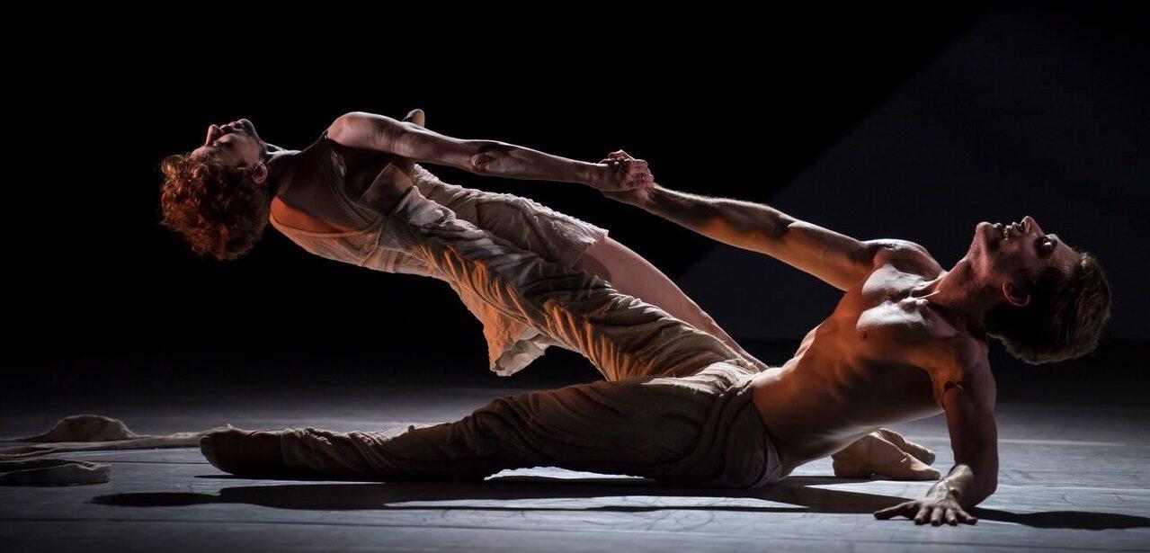 """LES BALLETS DE MONTE-CARLO  """"Nijinsky program"""""""