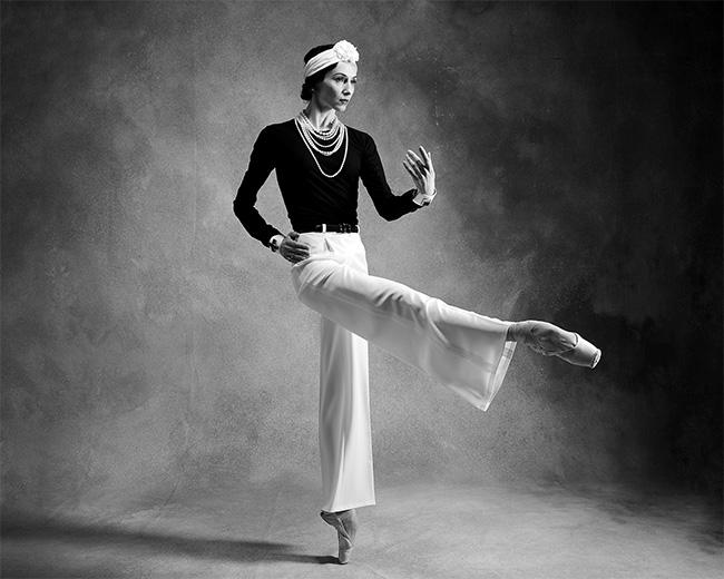 "Svetlana Zakharova and the Bolshoi Theatre. MODANSE: ""Like a Breath"" and ""Gabrielle Chanel"""